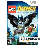LEGO Batman for Wii
