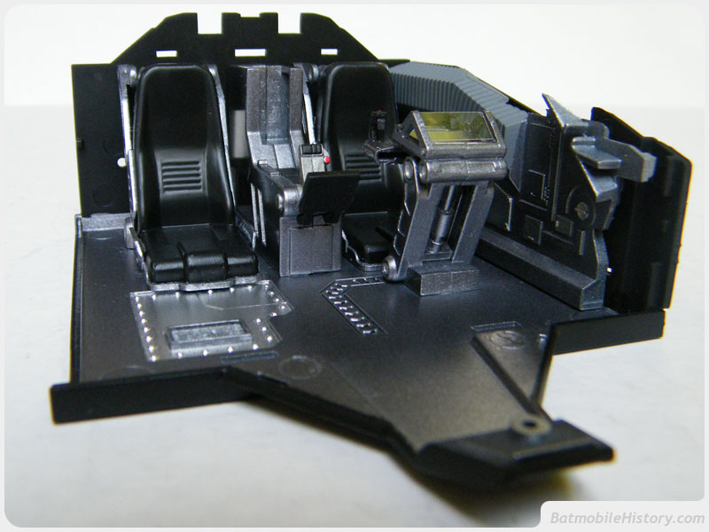 Building a Batmobile Model