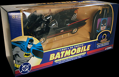 Batmobile Trivia Cotest