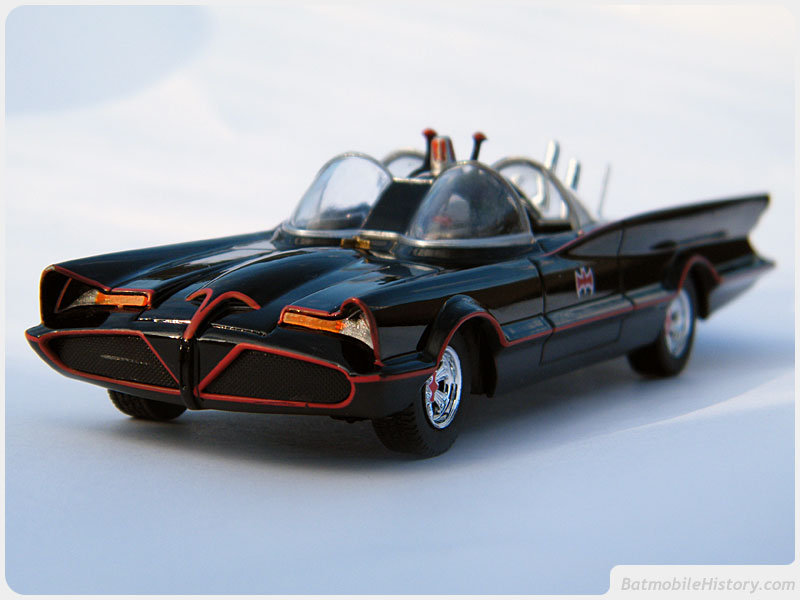 Eaglemoss 1966 Batmobile